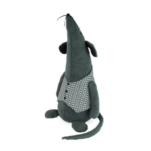 Deurstopper muis (man)