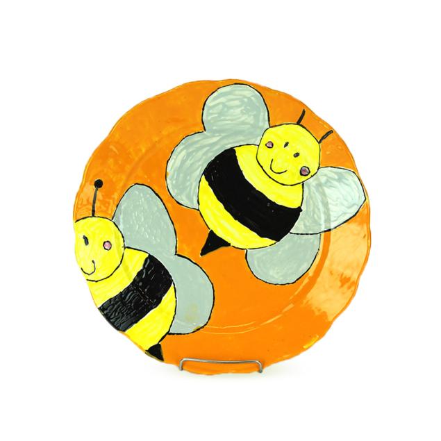 Schulpbord Bijen