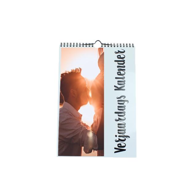 Kalender Gepersonaliseerd