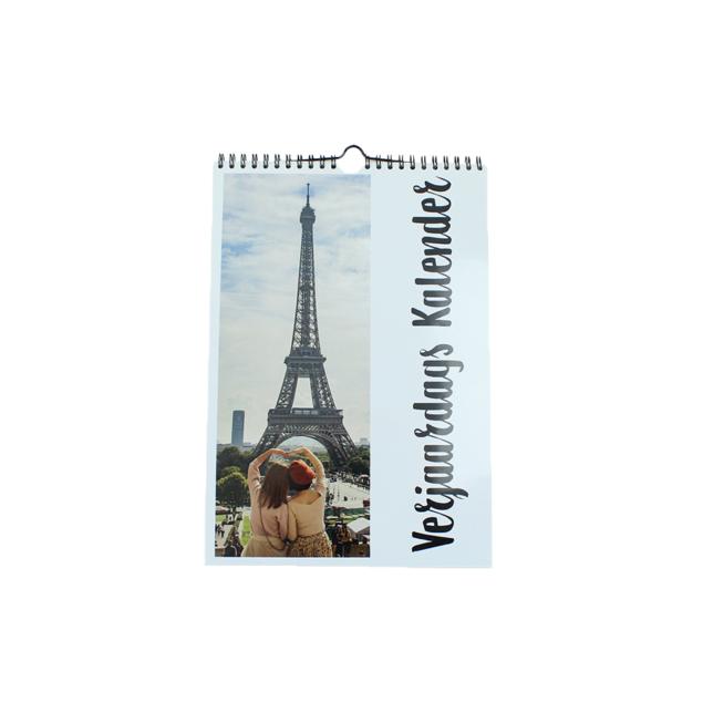 Kalender gebonden
